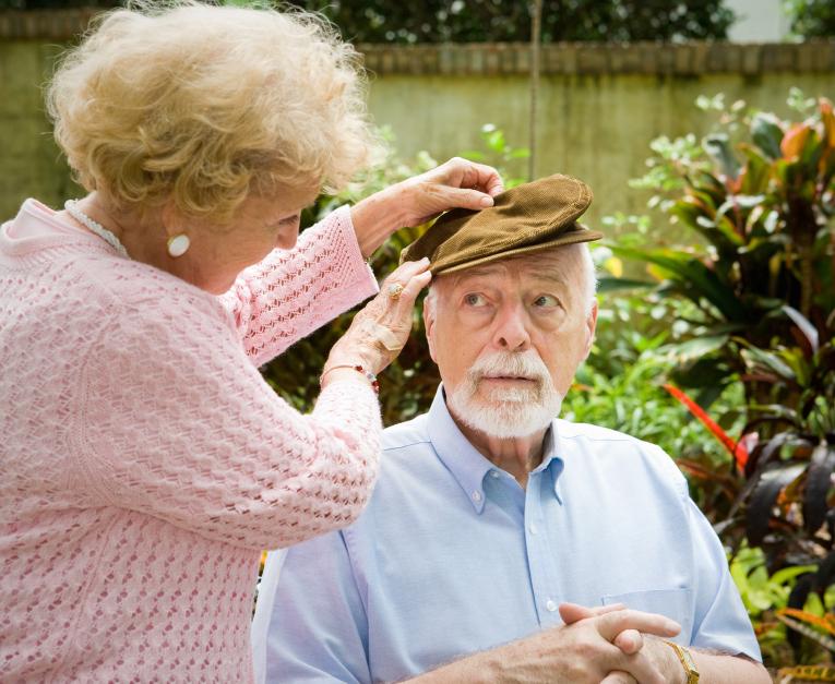 пресенильная деменция