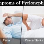 Пиелонефрит: симптомы и лечение